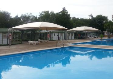 Carpas para camping y zonas de ocio