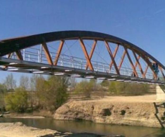 Estructuras puentes: Servicios y Construcciones de Montajes Orive