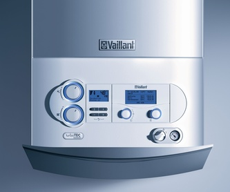 VAILLANT TURBO MAG 14 L: Productos of Instalaciones Hermanos Munuera