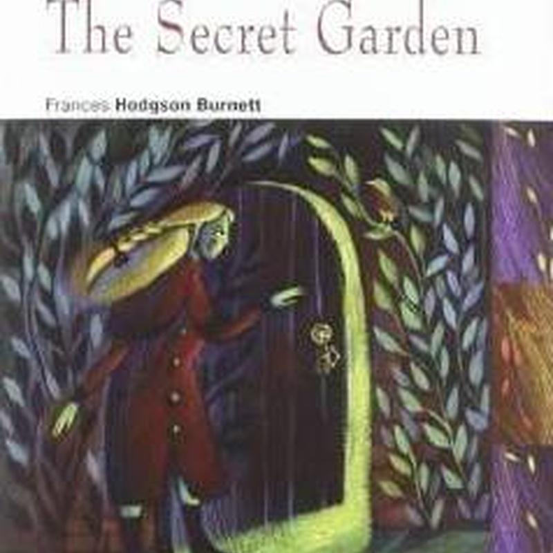 THE SECRET GARDEN. BOOK + CD