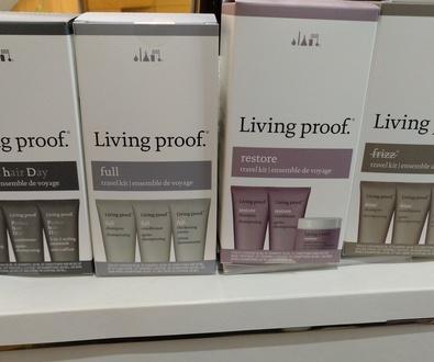 Living Proof oferta