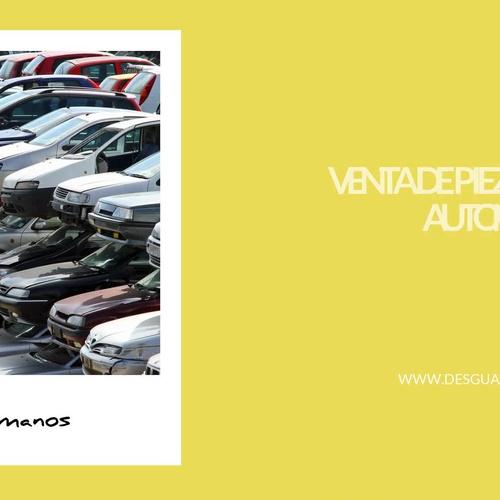 Desguaces coches Albacete | Desguace Lorente Yecla
