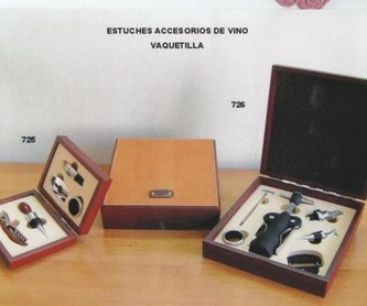Vacía Bolsillos V-825: Catálogo de M.G. Piel