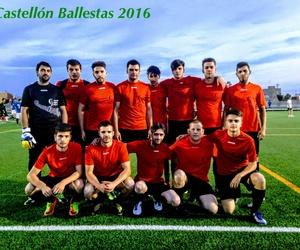 Equipo de fútbol con el que colabora Castellón Ballestas 2016
