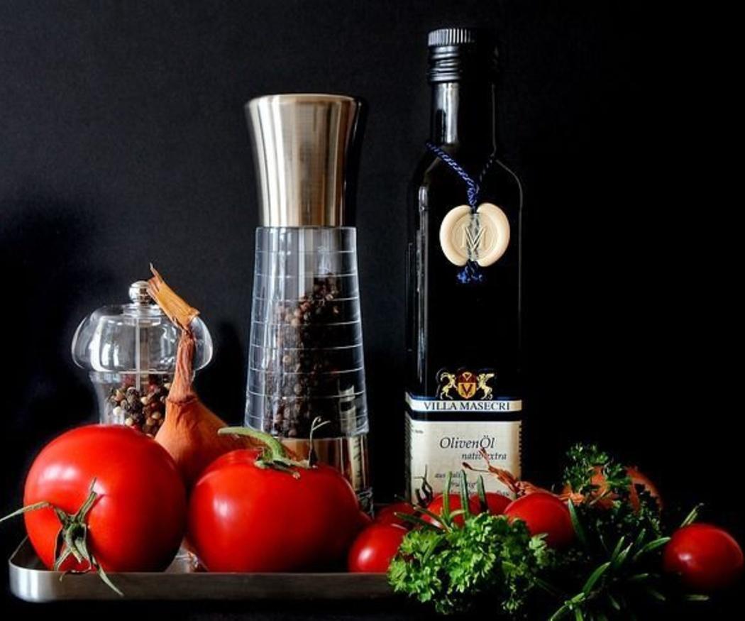 Los beneficios de la dieta mediterránea para la salud