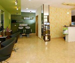 Zona  peluquería y recepción