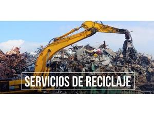 Todos los productos y servicios de Reciclaje de residuos: Reciclajes Epa