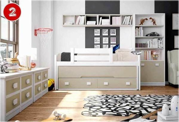 Muebles infantiles: Mobiliario de Jaume O. Grau Mobles