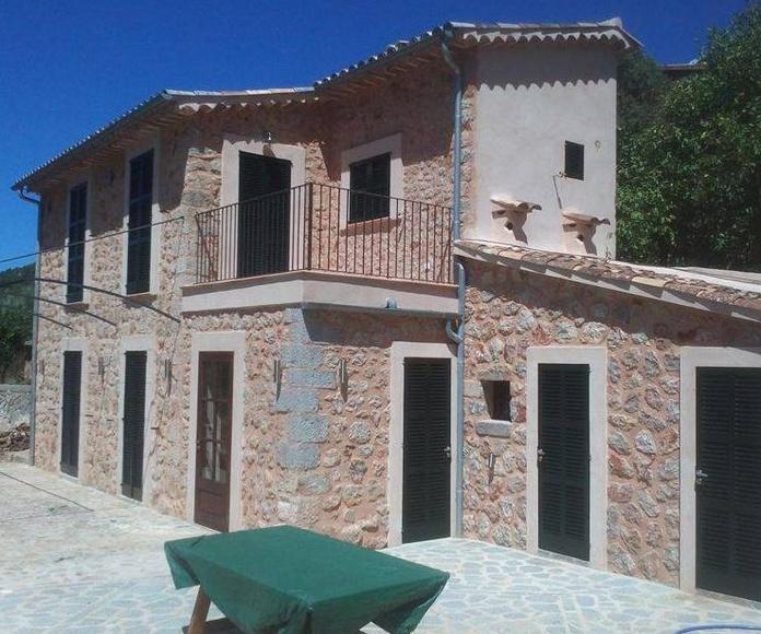 Pintado de casas Mallorca
