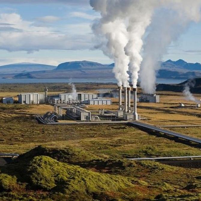 Ventajas de la geotermia