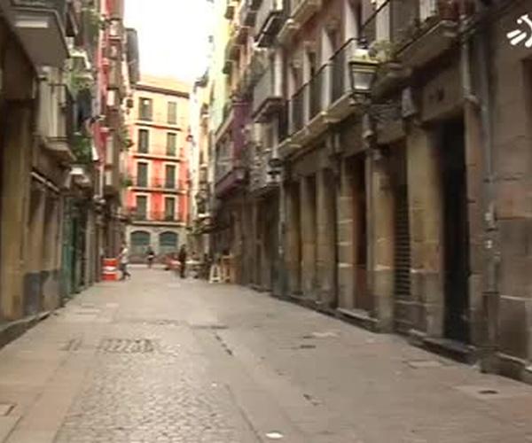 Txoko en Bilbao