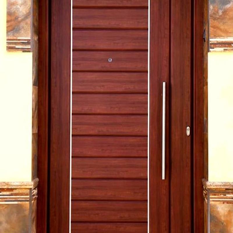 PUERTAS DE ALUMINIO Y VENTANAS : NUESTROS PRODUCTOS de Grupo Medina