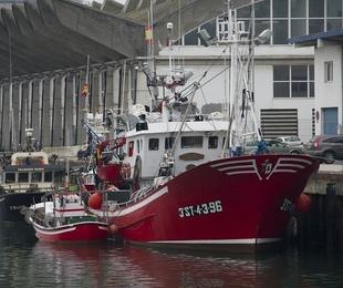 Embarcaciones de pesca