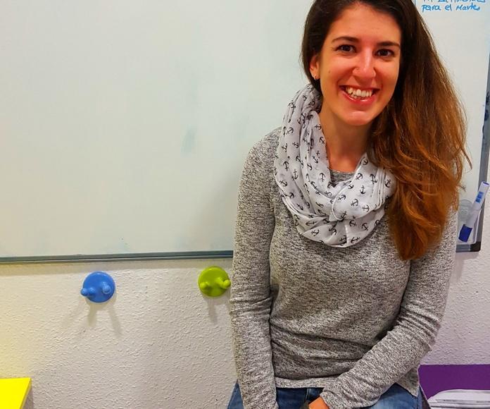 Profesora de Apoyo Escolar, Educación Primaria