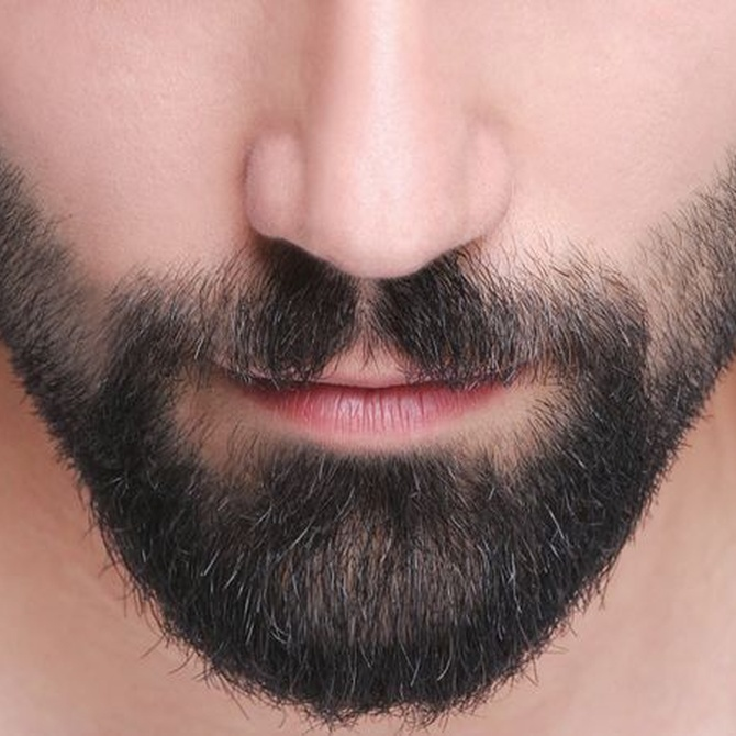 La barba está de moda