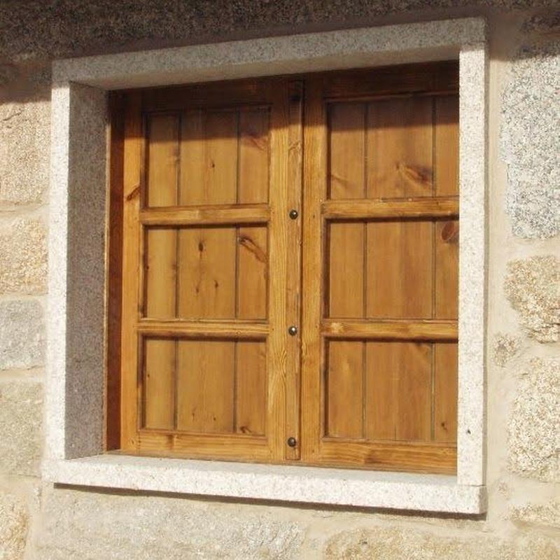 Ventanas y vayas: Productos y Servicios  de Carpintería Florencio Veiga