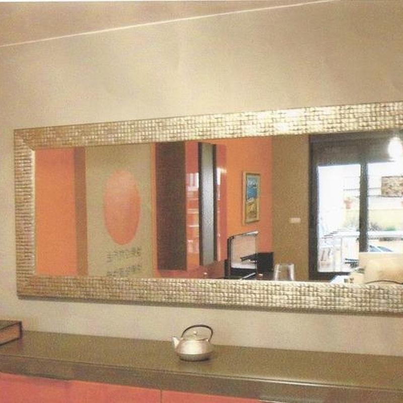Muebles auxiliares: Catálogo de Cristalería Hervás