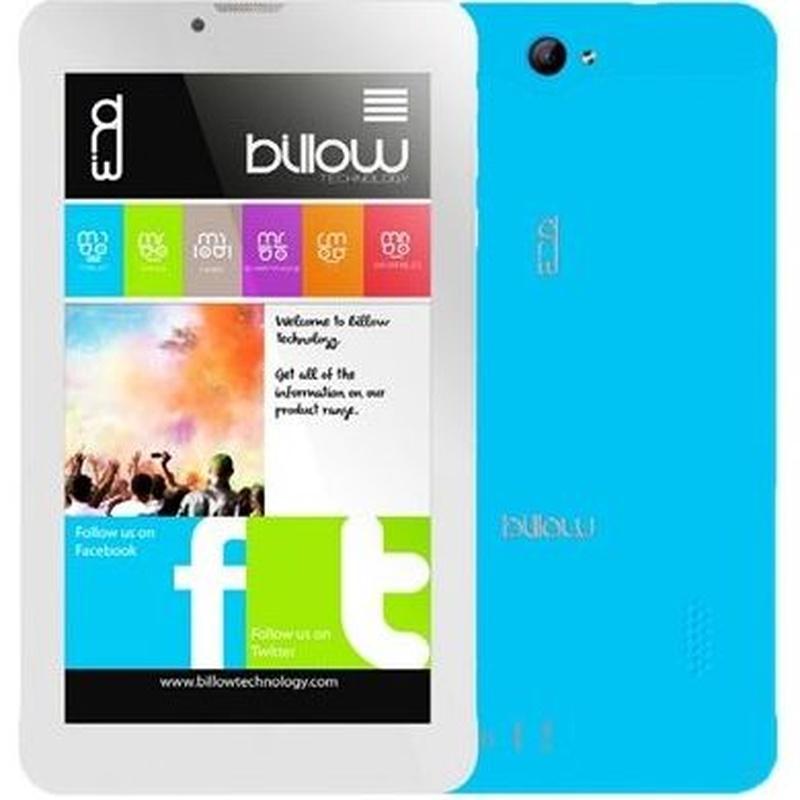 "Billow Tablet 7"" X704LB QC 4G DuSIM 8GB 2.4GHz Az : Productos y Servicios de Stylepc"