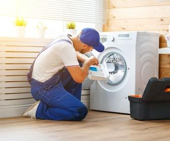 Servicio 24 horas: Servicios de Servicio Técnico Reparación de Electrodomésticos Tenerife