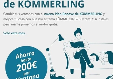 Plan Renove de KÖMMERLING