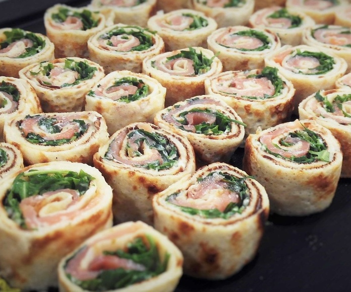Bandejas Gourmet : Menús de Catering Doménico