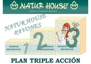 Plan triple acción