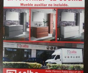 Cocinas y baños en León | F. Alba Cocinas y Baños