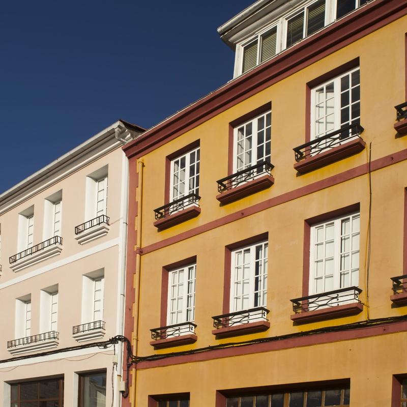 Rehabilitación de fachadas: Servicios de Construcciones y Reformas Luis