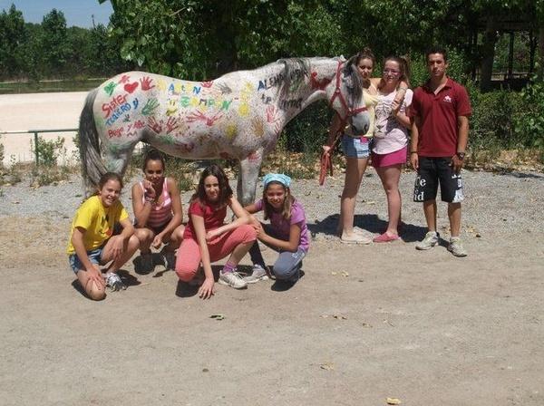 Campamentos de verano: Servicios de Club Hípico de Cenes