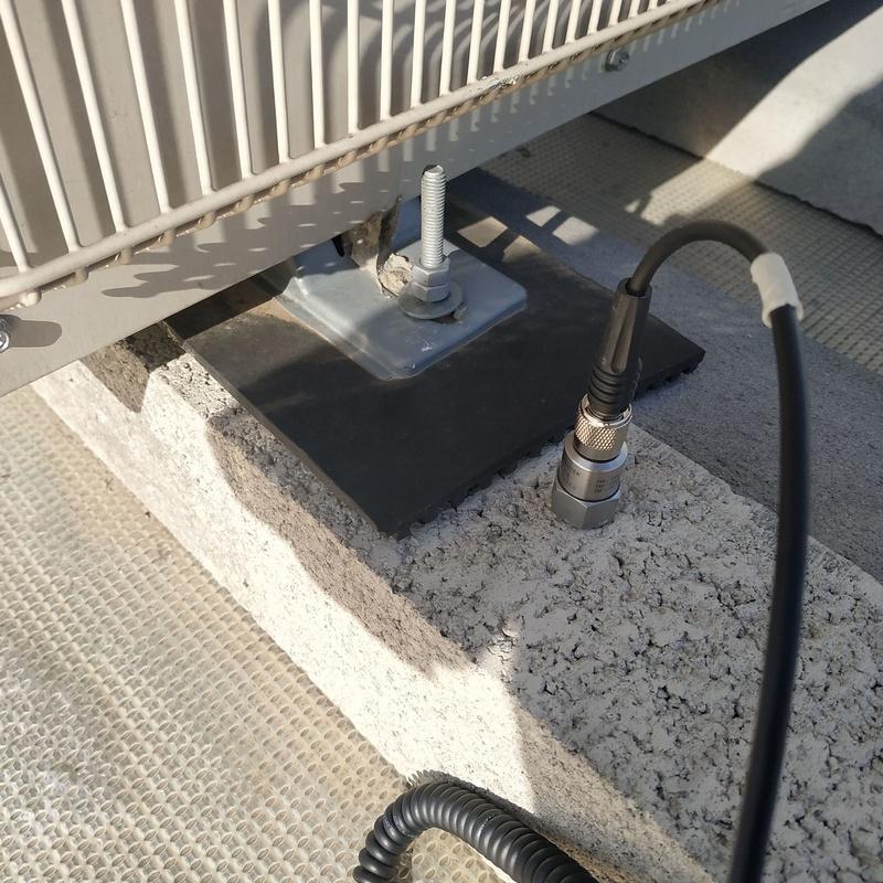 MEDICIÓN DE VIBRACIONES: Productos y servicios  de Acoustic Drywall