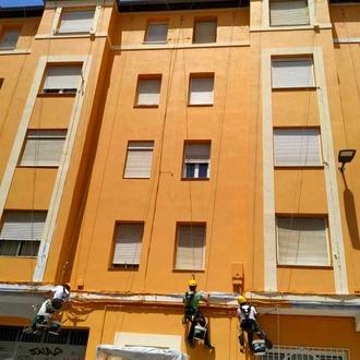 Empresa de trabajos verticales en Santander Torrelavega