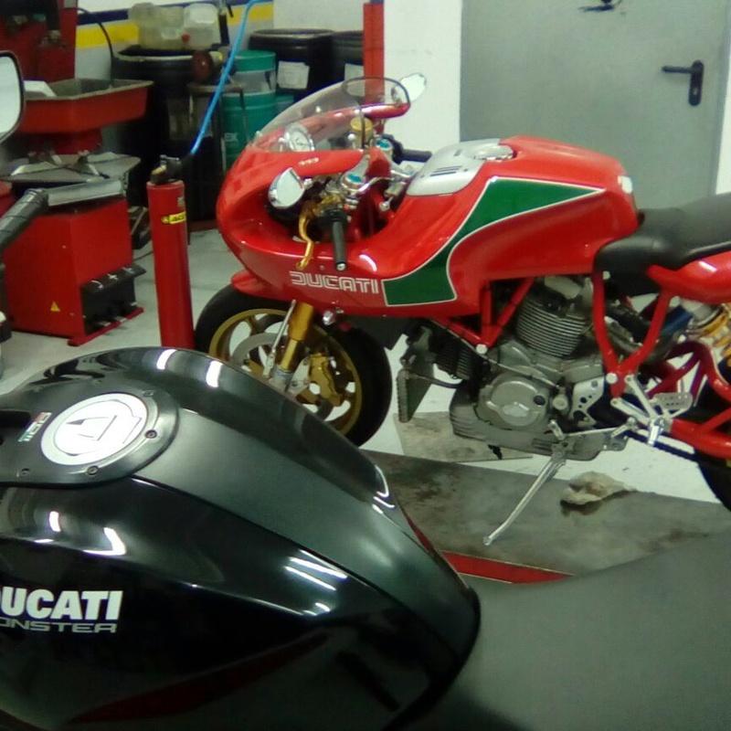 Venta de motos: Servicios de Isracing Motos