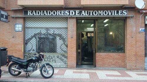 Fotos de Radiadores para vehículos en Madrid | Radiadores Canillejas
