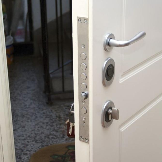 Qué cerradura es la mejor para sentirte seguro en tu hogar