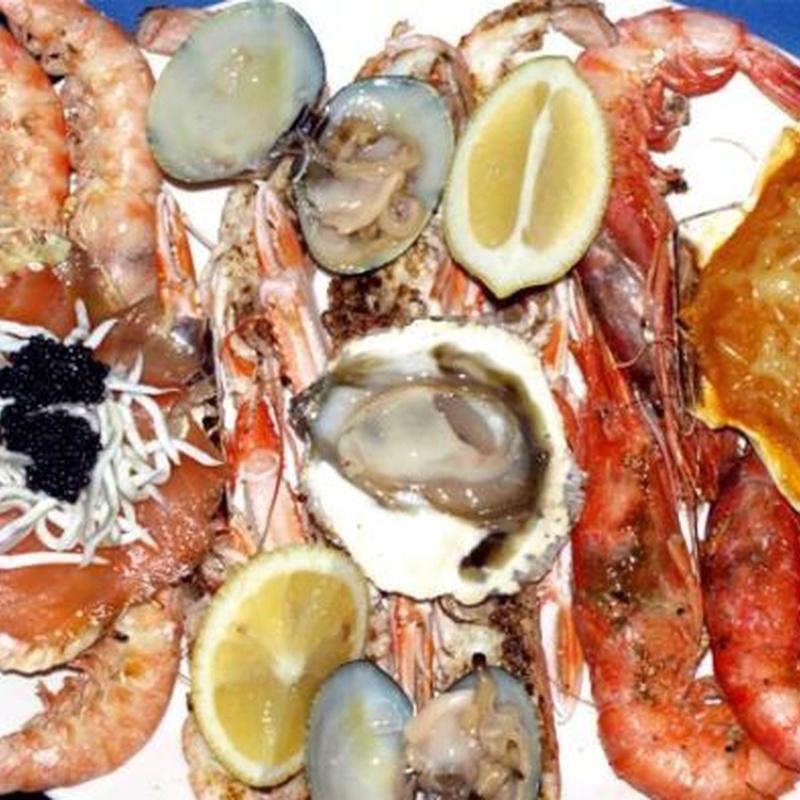 Menú especial: especialidades de Bar Bolos