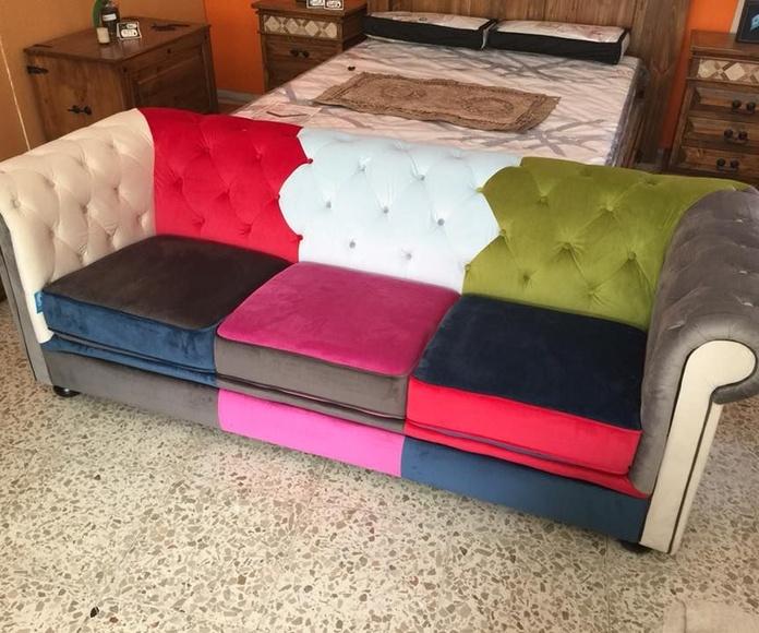 Sofás: Productos y servicios de Muebles Izquierdo