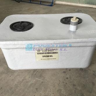 Separadores de hidrocarburos clase I