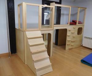 Mobiliario para escuelas infantiles