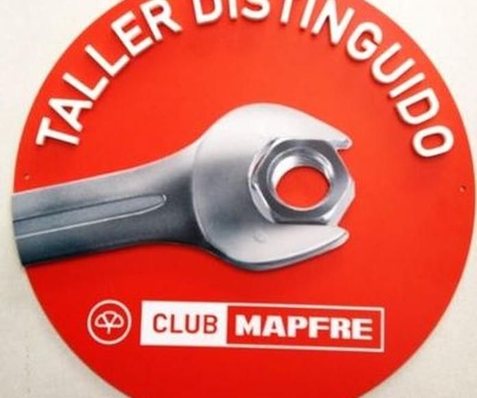 TALLER DISTINGUIDO MAPFRE