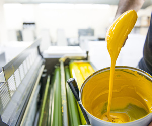 Venta de pintura industrial