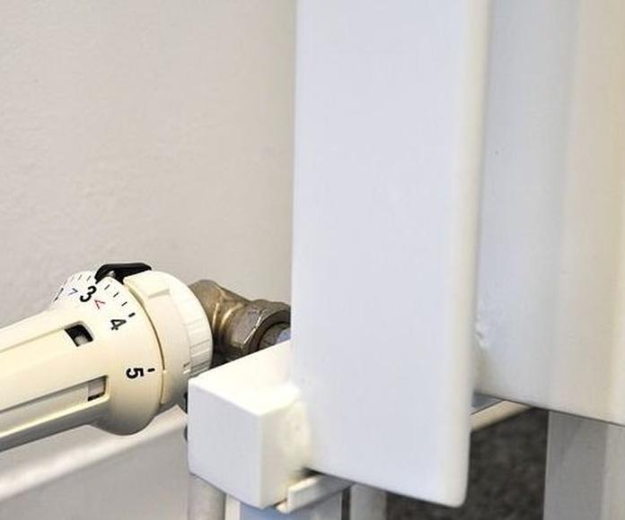 Aislamientos en sistemas de climatización: Servicios de Aislamientos Hermanos Mateo