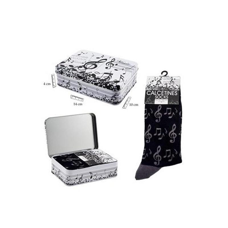 Caja con 3 calcetines: Productos y servicios de PENTAGRAMA