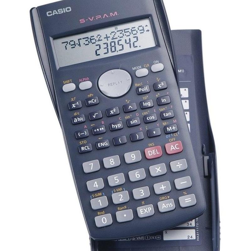 CASIO FX-82MS: Productos y Servicios de Rosan
