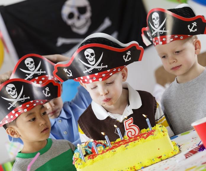 Cumpleaños Temáticos: Servicios de Ametsak