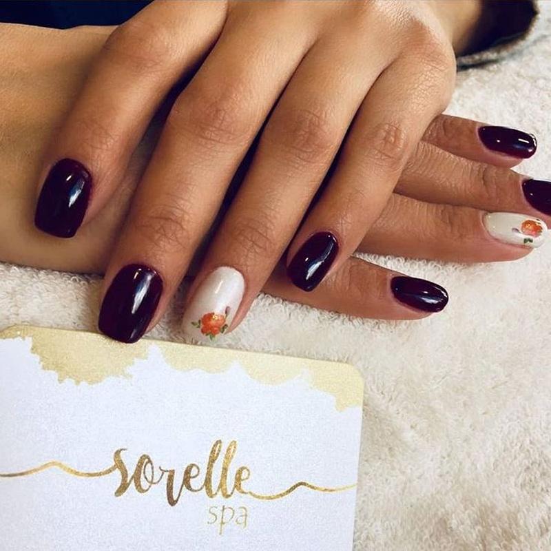 Decoración de uñas: Servicios de Sorelle Spa