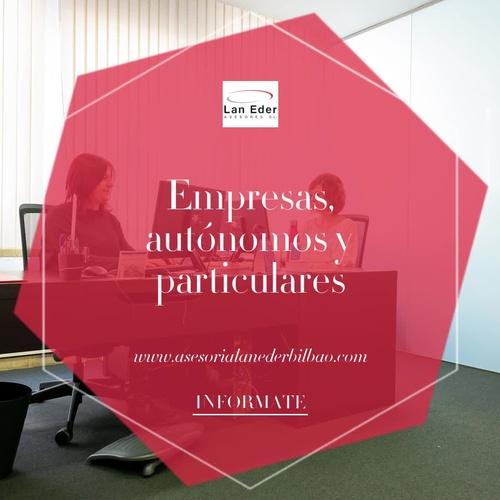 Asesoramiento laboral Bilbao | Lan Eder Asesores S.L.