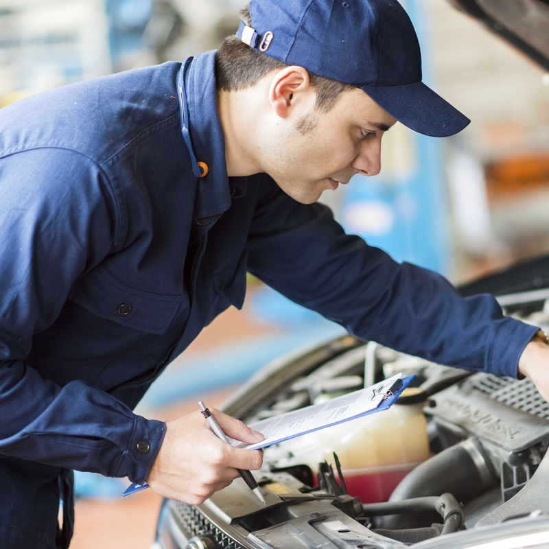 Mecánica general: Servicios de Grupo Carsan