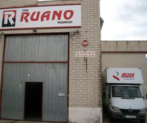 Mudanzas internacionales a Francia y guardamuebles en Colmenar Viejo | Mudanzas Ruano