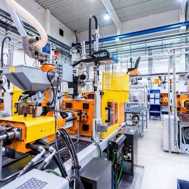Industrial: Services de R&A Ingeniería