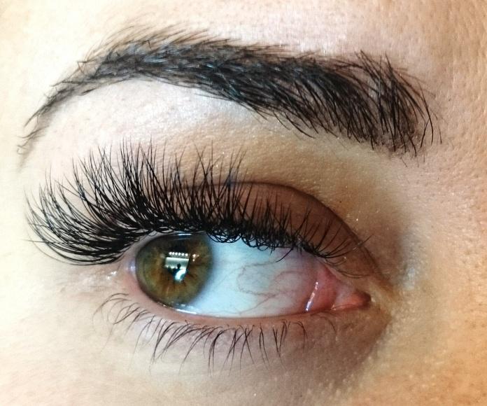 pestañas pelo a pelo | Khrystyna Karasenko